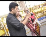 Karan Johar turns photographer for Mission Sapne