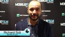 Interview des membres du Jury du 9ème Mobile Film Festival - 1 Minute pour raconter une histoire