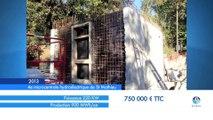 Bilan 2013 du  SICASIL : syndicat intercommunal de l'eau potable de l' agglomération cannoise
