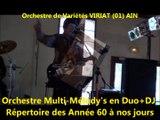 Orchestre de Variétés VIRIAT (01) AIN