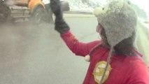 Man Runs 5,000 Miles Across Canada Dressed as Superhero