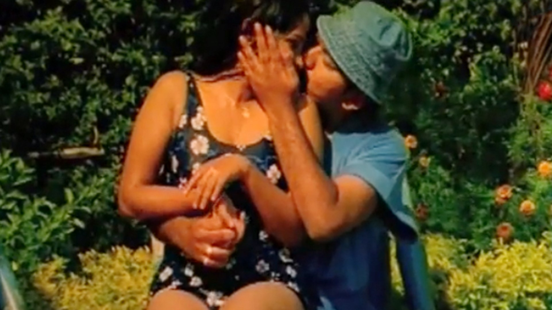 The Swimming Pool of Love (HOT) | Honeymoon | Malayalam Film
