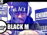 Black M - Spectateur & Freestyle (Live des Studios de Generations)