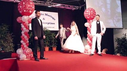 Défilé salon du mariage d'abbeville alliance part1