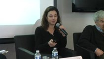 Colloque PA, Malika Auvray, Table ronde 2