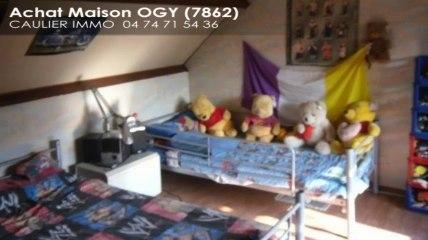 A vendre - Maison - OGY (7862)