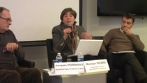Colloque PA, Monique Sicard, Table ronde 1