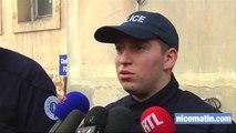 Carrefour Nice-Lingostière: le geste héroïque d'un jeune policier