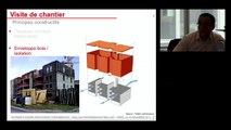 Colloque « Bâtiments exemplaires basse consommation : quelles performances   réelles ? » - Partie 3/6 : retours d'expériences du suivi de 2 opérations de logement