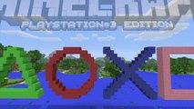 Minecraft : PlayStation 3 Edition - PlayStation 3 Edition Trailer