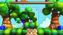 Sonic Lost World - Yoshi's DLC Trailer