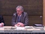 gdstaderugby/27012014/ Audition de Jean-Luc Rouge, Président de la Fédération Française de Judo, Vice-président du Comité National Olympique et Sportif