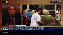 L'Éco du soir: Séjour en maison de retraite: un coût d'hébergement hors de prix pour les retraités français - 06/02