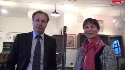 Lancement officiel d'EC Lorraine TV (la chaîne des Experts-Comptables de Lorraine )