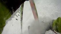 First powder day ever...Breckenridge, Peak 6