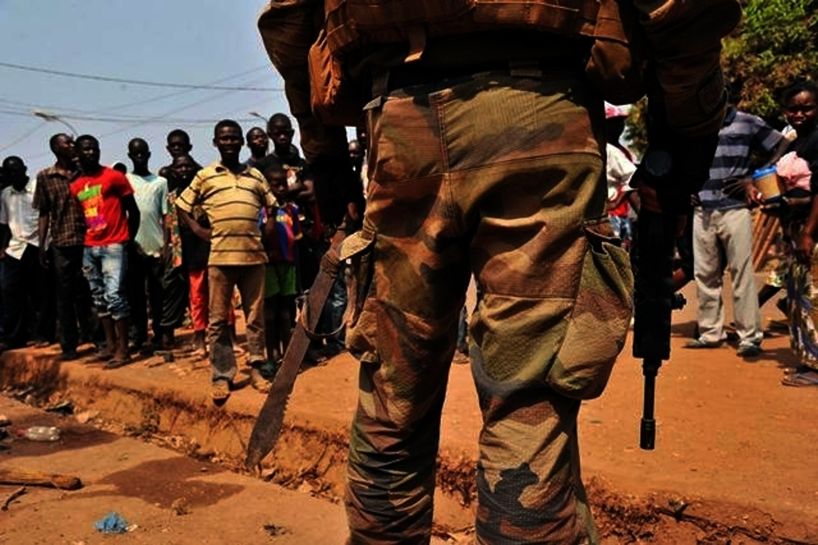 The Stream -  Deep divisions in the Central African Republic