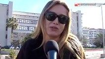 """TG 06.02.2013 Processo """"Escort"""" a Bari: in aula le lacrime di Patrizia  D'Addario"""