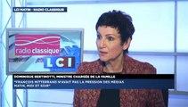 Dominique Bertinotti, invité politique de Guillaume Durand avec LCI
