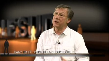 Ils font le Sud : Dany Bruet, Déconomiste
