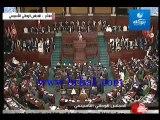 كلمة رئيس مجلس الامة مرزوق الغانم في المجلس الوطني التأسيسي التونسي