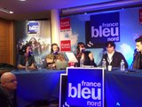 La troupe de Robin des Bois et Matt Pokora en direct sur France Bleu Midi Ensemble