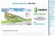 Genesis Sky Eon Reviews Call @ 09999536147 In Bhiwadi
