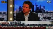 Yannick Jadot, député européen écologiste, dans L'Invité de BFM Business - 07/02