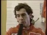 Formel1 Ayrton Senna Alain Prost Crash (Suzuka 1990)