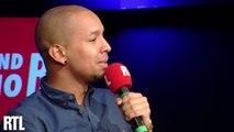 Waly Dia dans le Grand Studio RTL Humour de Laurent Boyer.