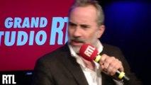 Extrait 1 - Antoine Duléry dans le Grand Studio RTL Humour de Laurent Boyer.