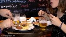 Los hábitos de alimentación y bebida de los universitarios españoles