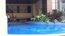 フィリピン旅行セブ島ツアー!Cebu Crown Regency Hotel。 フィリピン留学プロのNLS学校訪問