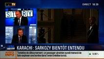"""BFM Story: L'attentat de Karachi: """"nous souhaitons que Nicolas Sarkozy puisse s'expliquer devant les juges"""", Olivier Morice - 07/02"""