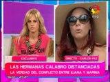 Pronto.com.ar Iliana Calabró habla de su hermana