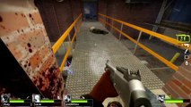 Left 4 Dead 2 ★ DROP DEAD GORGES ZOMBIES ★ Part 2 ★ Custom Zombies