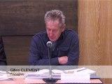 gdstaderugby/28012014/ Audition de Gilles Clément, Paysagiste