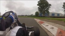 GoPro HD Rotax MAX 125 Go Kart On Board Cam