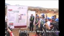 Actividades del Gobernador Miguel Alonso en Fresnillo Zacatecas 07-02-2014