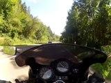 Honda NSR 125 Top Speed On Road!! GoPro Hero 2