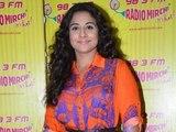 Vidya Balan Promotes Shaadi Ke Side Effects At Radio Mirchi