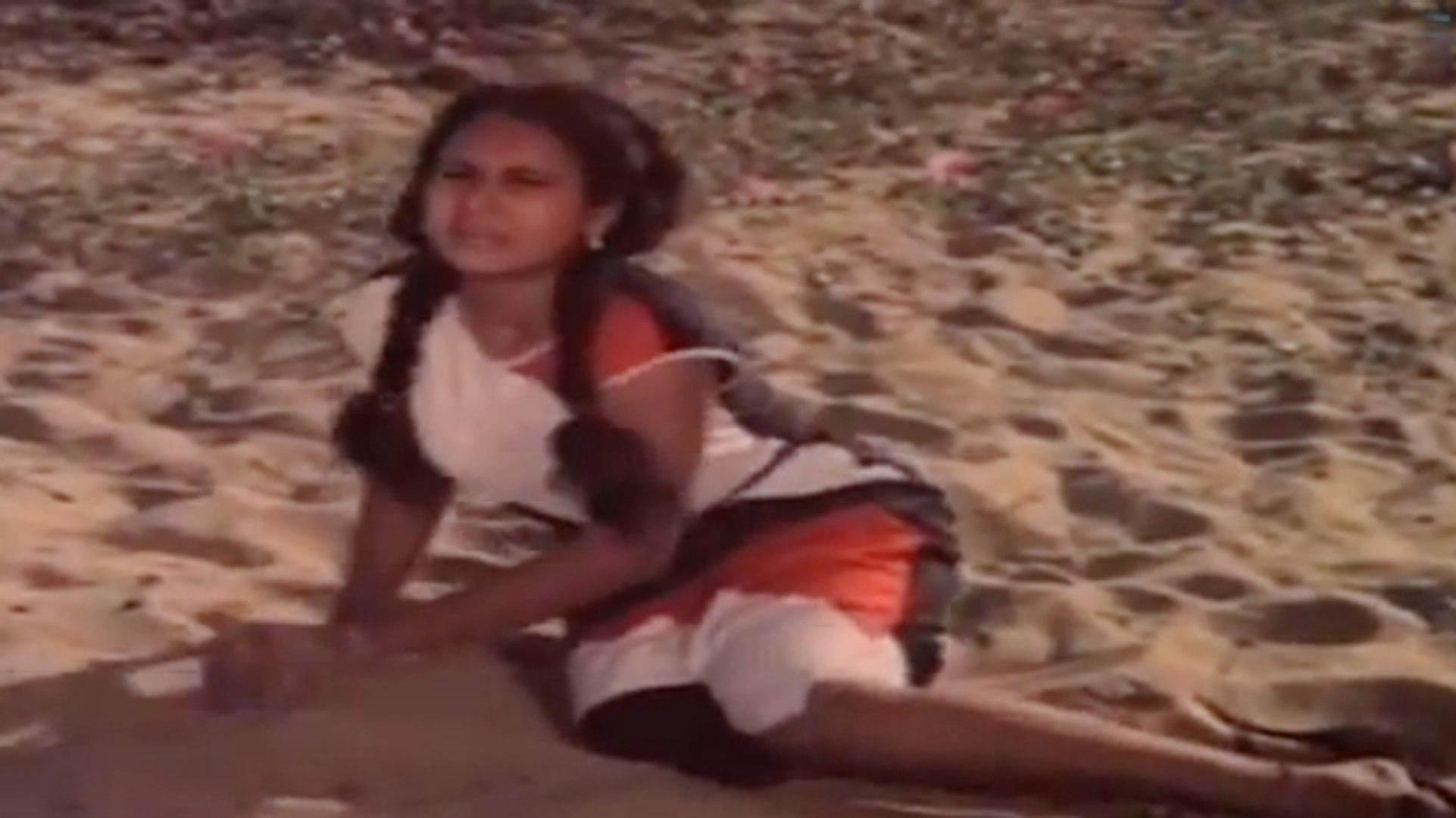Fight Scene in Beach | Janma Sathru | Malayalam Film