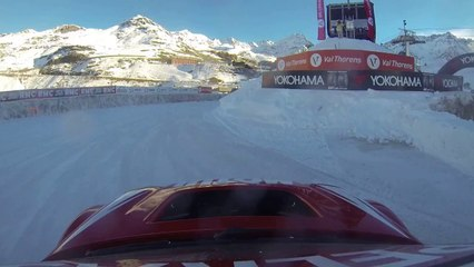 Onboard camera with Dayraut - Andros Trophy 2013-14 Val Thorens