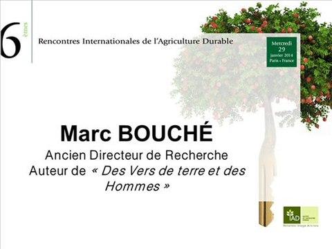 """""""Des vers et des hommes"""" - Marc Bouché"""