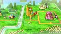 Super Mario 3D World Wii U Gameplay World 1-3 1-4 1-5 1080P