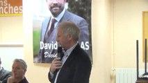 municipales Avranches 2014 - présentation des 6 colistiers «Aimons Avranches, décidons ensemble» - réunion publique 07/02/2014