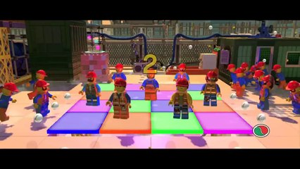 Launch Trailer de LEGO La Grande Aventure - Le Jeu Vidéo