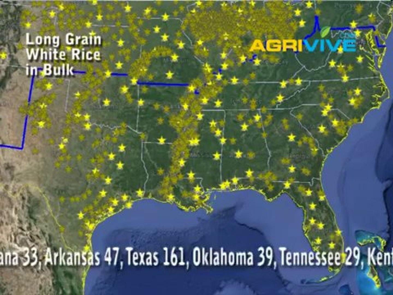 Rice Market Prices, White Rice Markets, White Rice Millers, White Rice News, White Rice Price, US