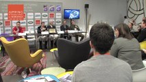 Conférence de Presse LONGINES FEI WORLD CUP TM JUMPING