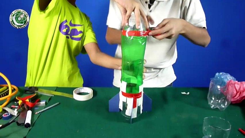 Water rocket building tutorial