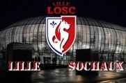 [Page LoscForLife] Lille - Sochaux // Ambiance en DVE // 8 Février 2014